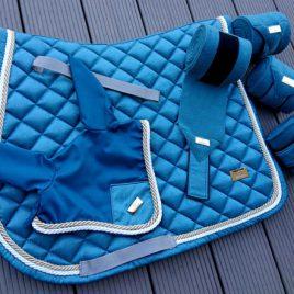 Horss Seaside Blue Saddle Pad