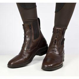 Brogini Vasto Double Zip Paddock Boot