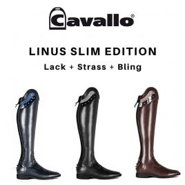 Cavallo Crystal Bling Linus Slim Riding Boot