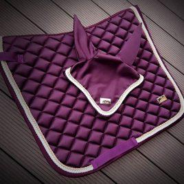Horss Merlot Saddle Pad