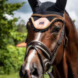Equito Black Peach Ear Bonnet – MORE IN NOVEMBER