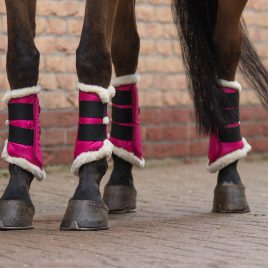 QHP Brushing Boots