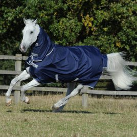 Bucas Freedom Turnout Rug with Full Neck