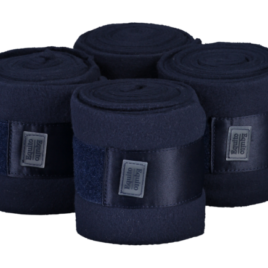 Equito Navy Fleece Bandages