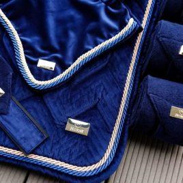 Horss Blueberry Fleece Bandages