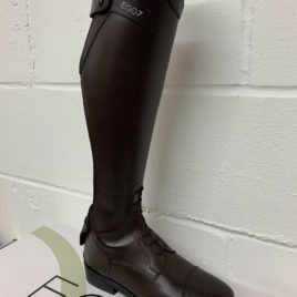 Ego 7 Orion Tall Riding Boots Brown UK 2