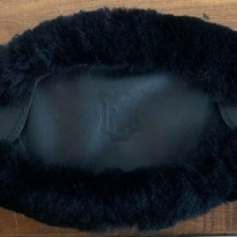Mattes Anatomic Slim Line Black Girth 70cms