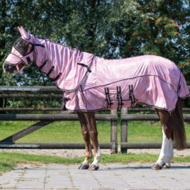 QHP Fly Rug with Neck and Mask