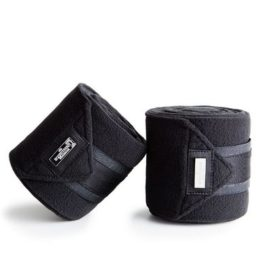 Equestrian Stockholm Black Edition Bandages