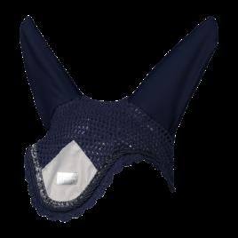 Equito Navy Shimmer Ear Bonnet