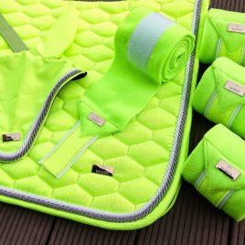 Horss Neon Lime Ear Net