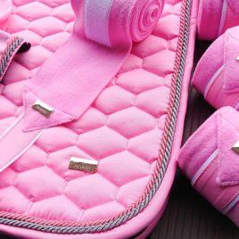 Horss Candy Pink Ear Net