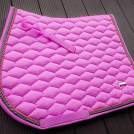 Horss Candy Pink Saddle Pad