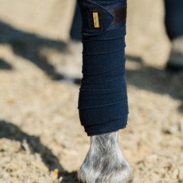 Equestrian Stockholm Royal Classic Fleece Bandages