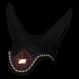 Equito Black Bronze Ear Bonnet
