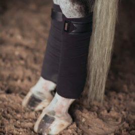 Equestrian Stockholm No Boundaries Silver Cloud Bandages