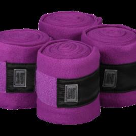 Equito Vivid Viola Fleece Bandages