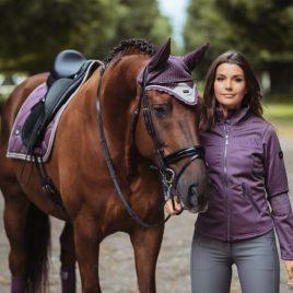 Equestrian Stockholm Orchid bloom Softshell Jacket