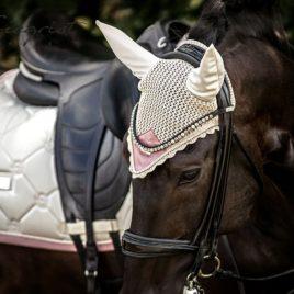 Equestrian Stockholm Desert Rose Ear Net