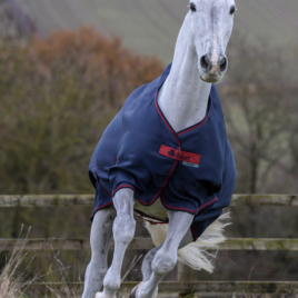Bucas Freedom Midweight Turnout Rug Graphite