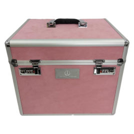 Imperial Riding Powder Pink Grooming Box